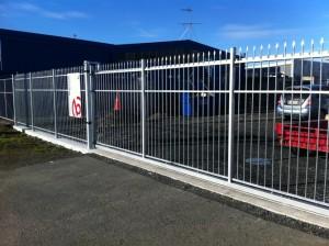 Spike - security fence - 4