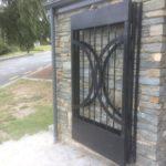 R104 Bi Fold Gate